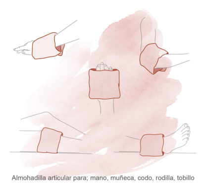 Almohadilla Articular Aromarte
