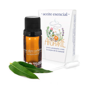 Aceite Esencial Eucalipto (eucalyptus Globulus) Aromarte