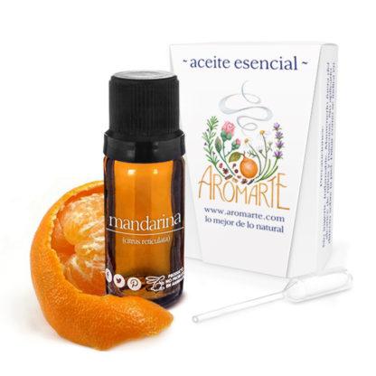 Aceite Esencial Mandarina Aromarte