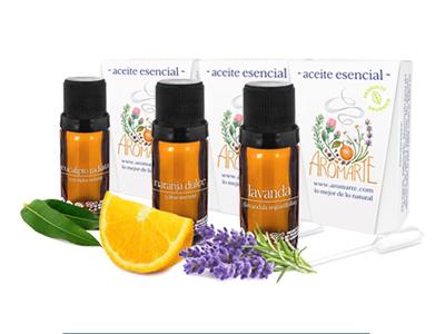 Aceites Esenciales Orgánicos