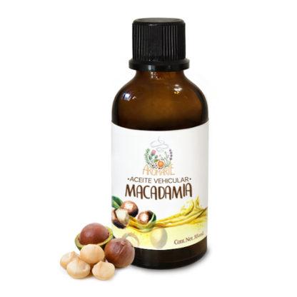 Aceite Vegetal de Macadamia Aromarte