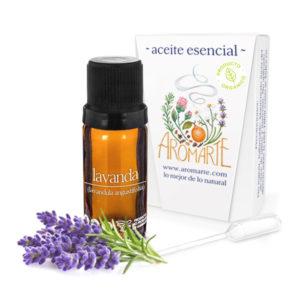 Aceite Esencial Orgánico Lavanda (lavándula angustifolia) Aromarte