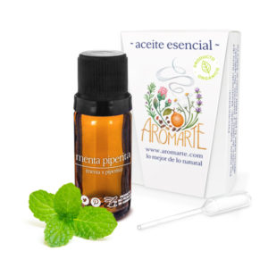 Aceite Esencial Orgánico Menta (mentha x piperita) Aromarte